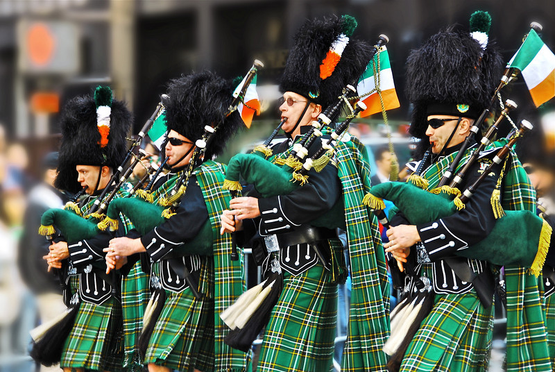 Scotland the Brave - NYC